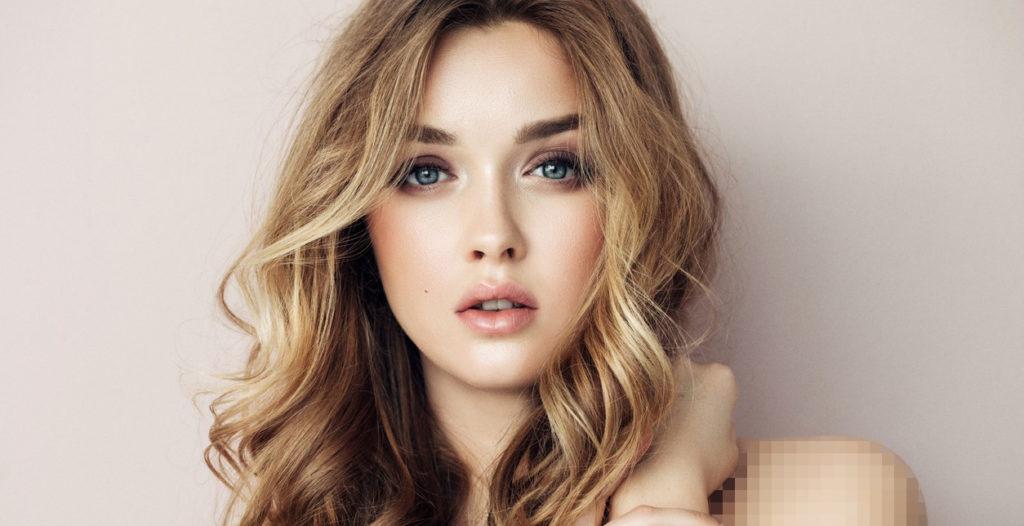 مدل موی فر ساده و شیک