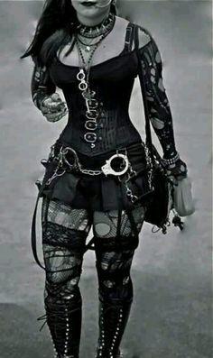 استایل گوتیک Gothic