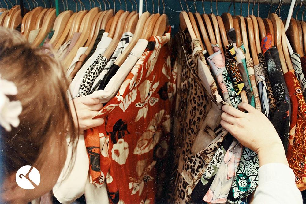 خرید لباس دست دوم اینترنتی