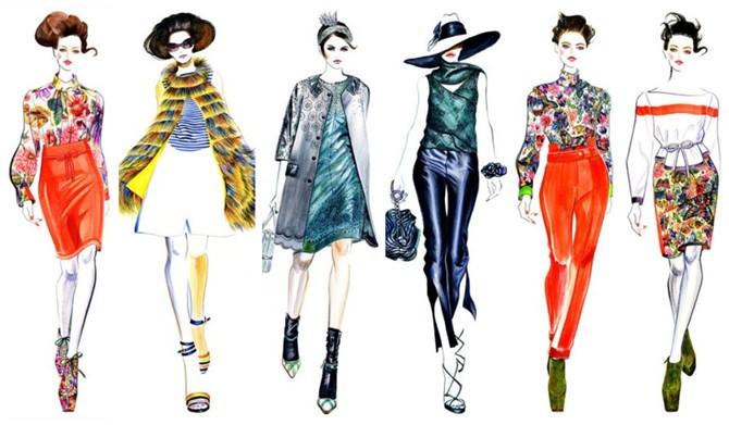 معرفی انواع استایل لباس پوشیدن دخترانه