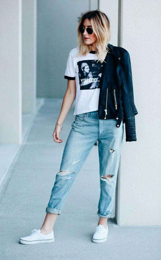 شلوار مام استایل زنانه :انواع مدلهای شلوار جین زنانه