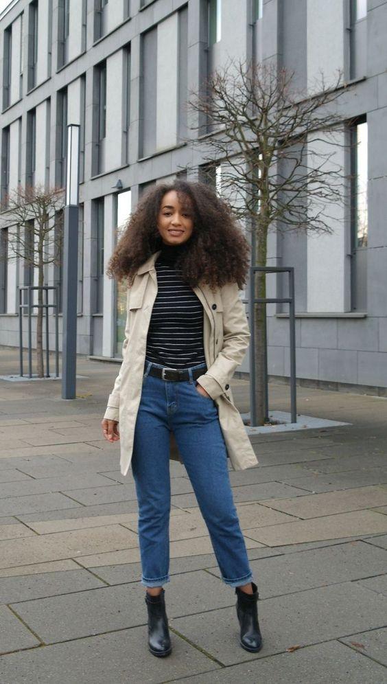 شلوار مام استایل (Mom Style) : انواع مدلهای شلوار جین زنانه