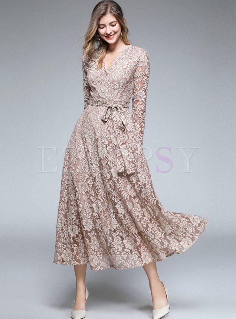 لباس مجلسی شیک گیپور