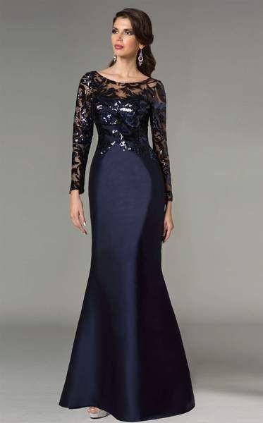 مدل جدید لباس مجلسی بلند پوشیده پولکی