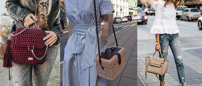 مدل جدید کیف های زنانه ۲۰۱۹ و 2018 ( مجلسی، چرم، دوشی ، اداری ، کوله پشتی )