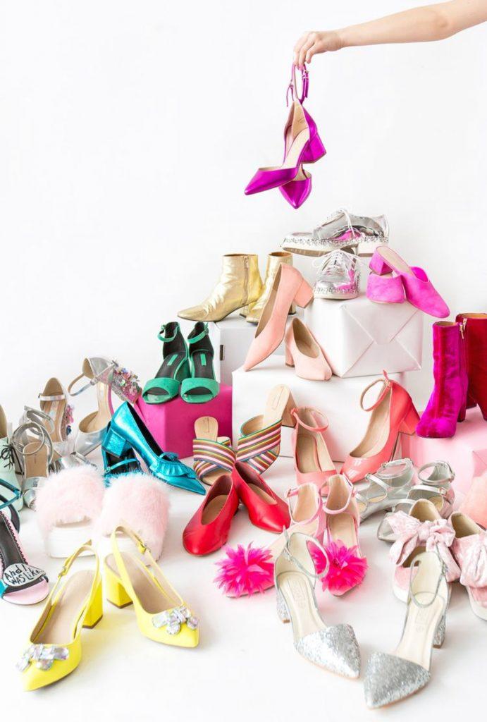 مدل های جدید کفش زنانه ۲۰۱۹