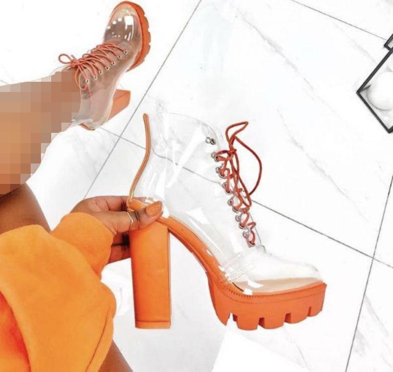 کفش های مدل طلقی یا ترنسپورت