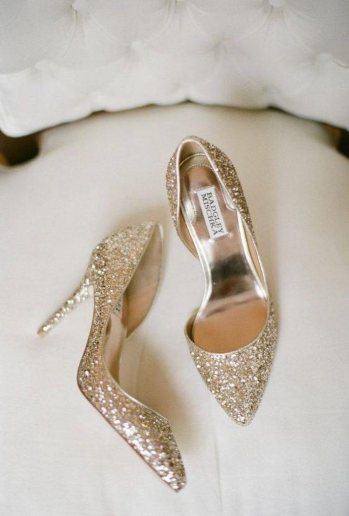 کفش مجلسی شاینی