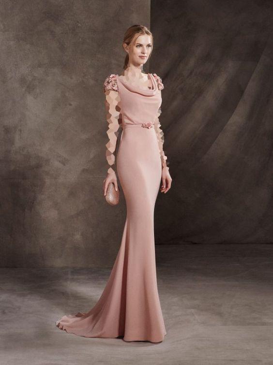 لباس مجلسی زنانه کرپ اسکاچی