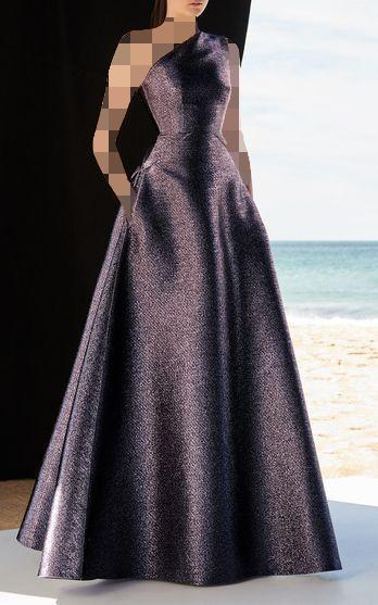 لباس مجلسی لمه فون دار
