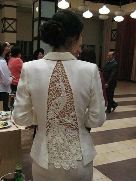 گشاد کردن لباس مجلسی در قسمت سینه، پهلو و کمر