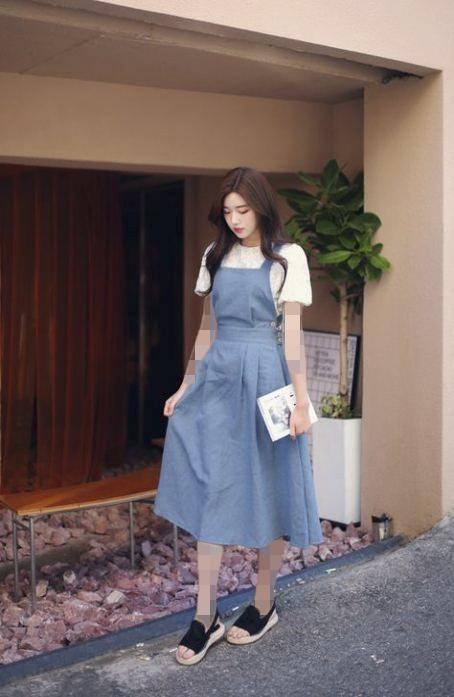 پیراهن لی دخترانه جدید