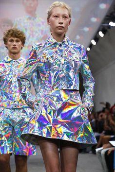 مدل جدید 2020 لباس مجلسی هولوگرام