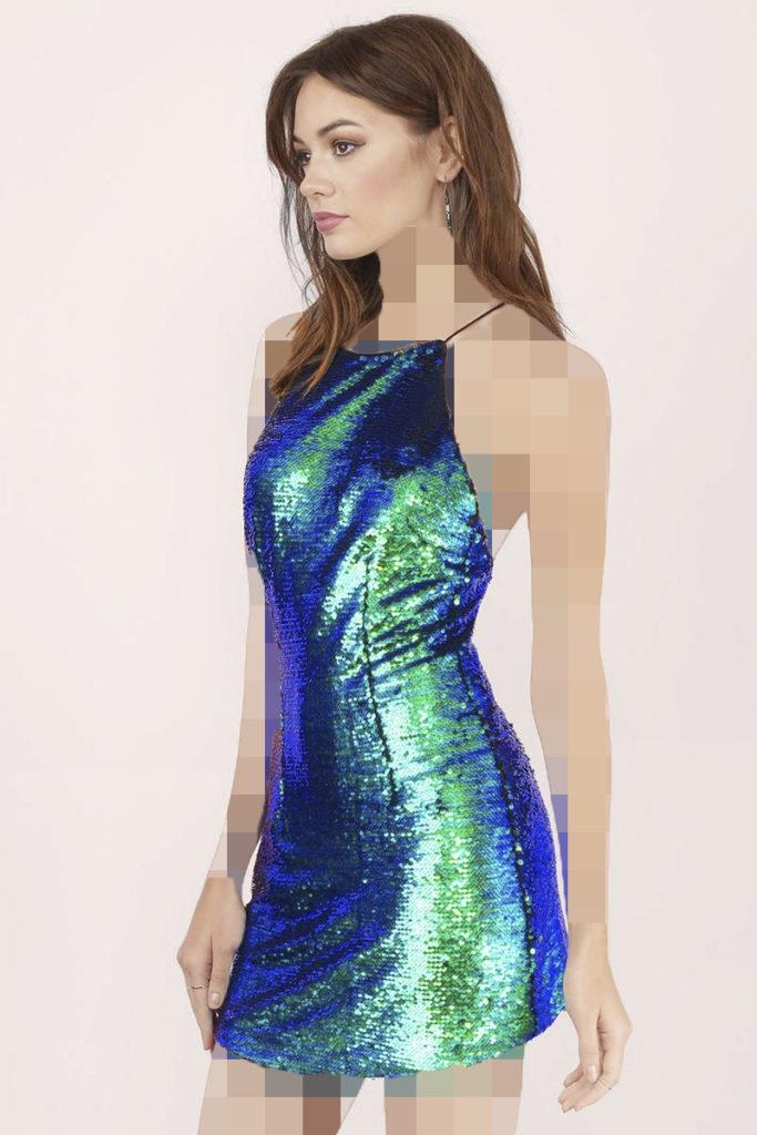 لباس مجلسی هواوگرام