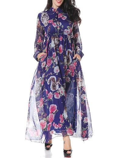 لباس مجلسی حریر گلدار