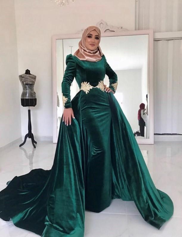 لباس مجلسی پف دار ترکیه ای