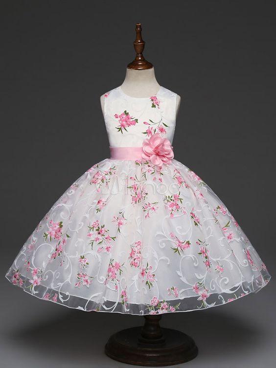 لباس مجلسی پف دار دخترانه