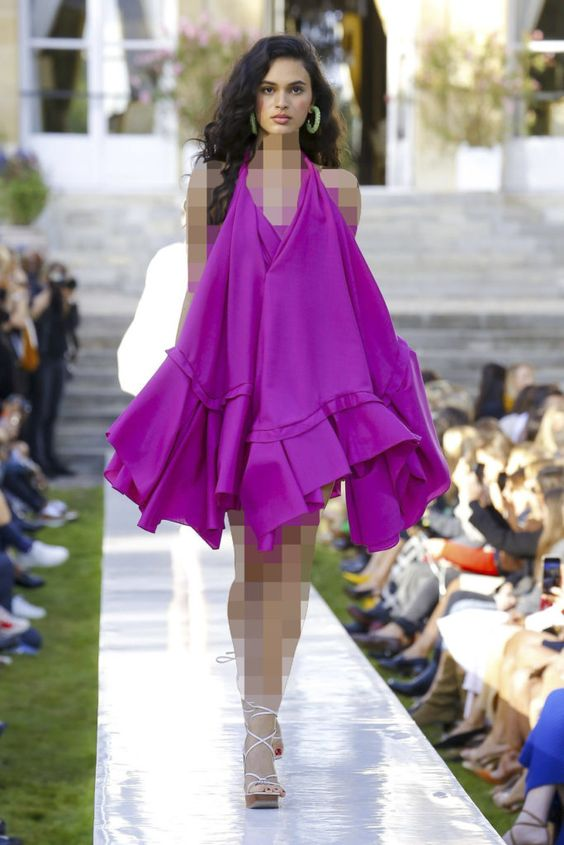 مدل لباس مجلسی کوتاه اورسایز