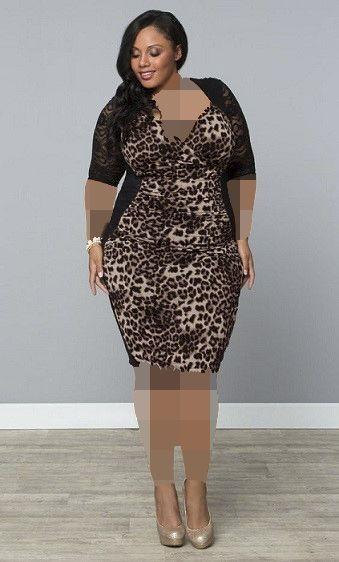 لباس مجلسی برای افراد چاق/اندام سیبی شکل