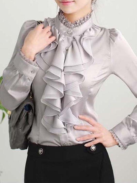 مدل یقه حلرزونی لباس مجلسی