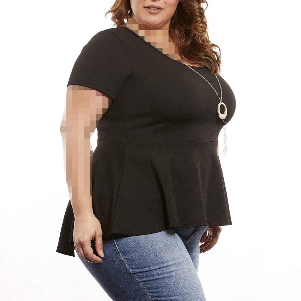 دوخت لباس برای افراد چاق