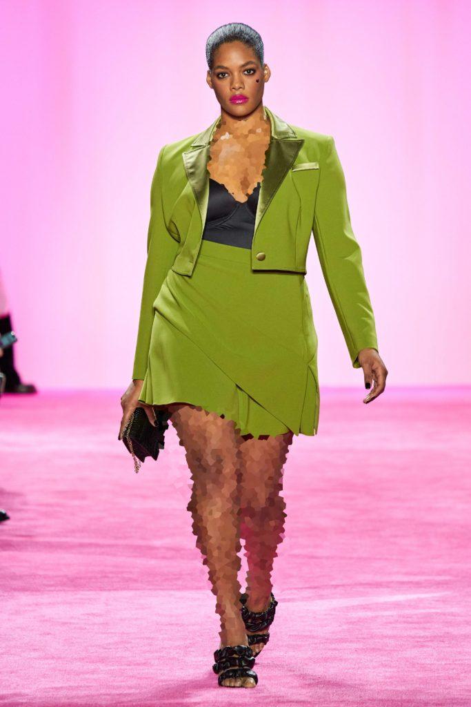 مدل ترند 2020 لباس مجلسی برای افراد چاق