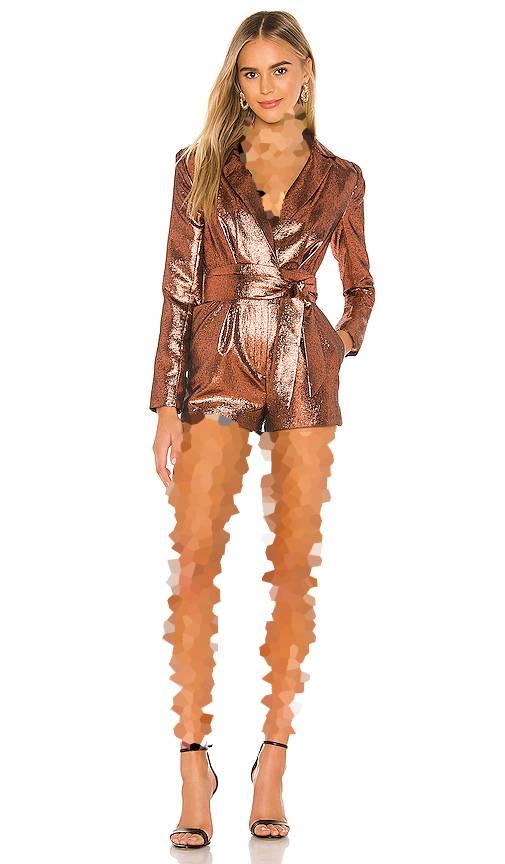 مدل لباس مجلسی با پارچهی براق