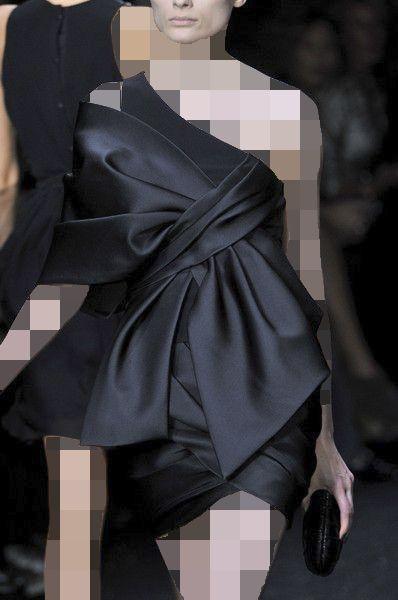 مدل جدید لباس مجلسی کوتاه یقه رومی