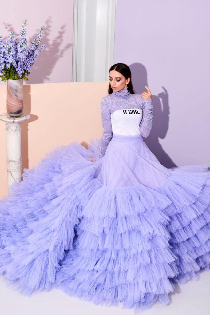 لباس مجلسی پف دار 2020