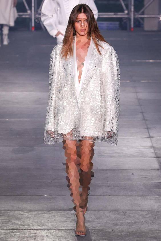 مدل جدید یقه لباس مجلسی
