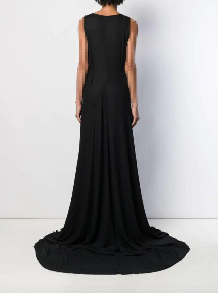 لباس مجلسی ریون برند آندمیلمستر