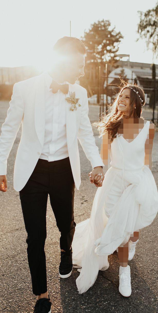 کتونی عروس