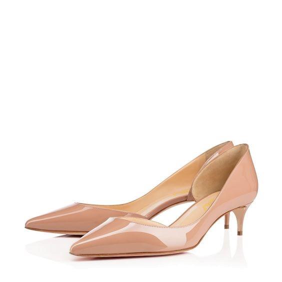 کفش پاشنه بلند Kitten heels