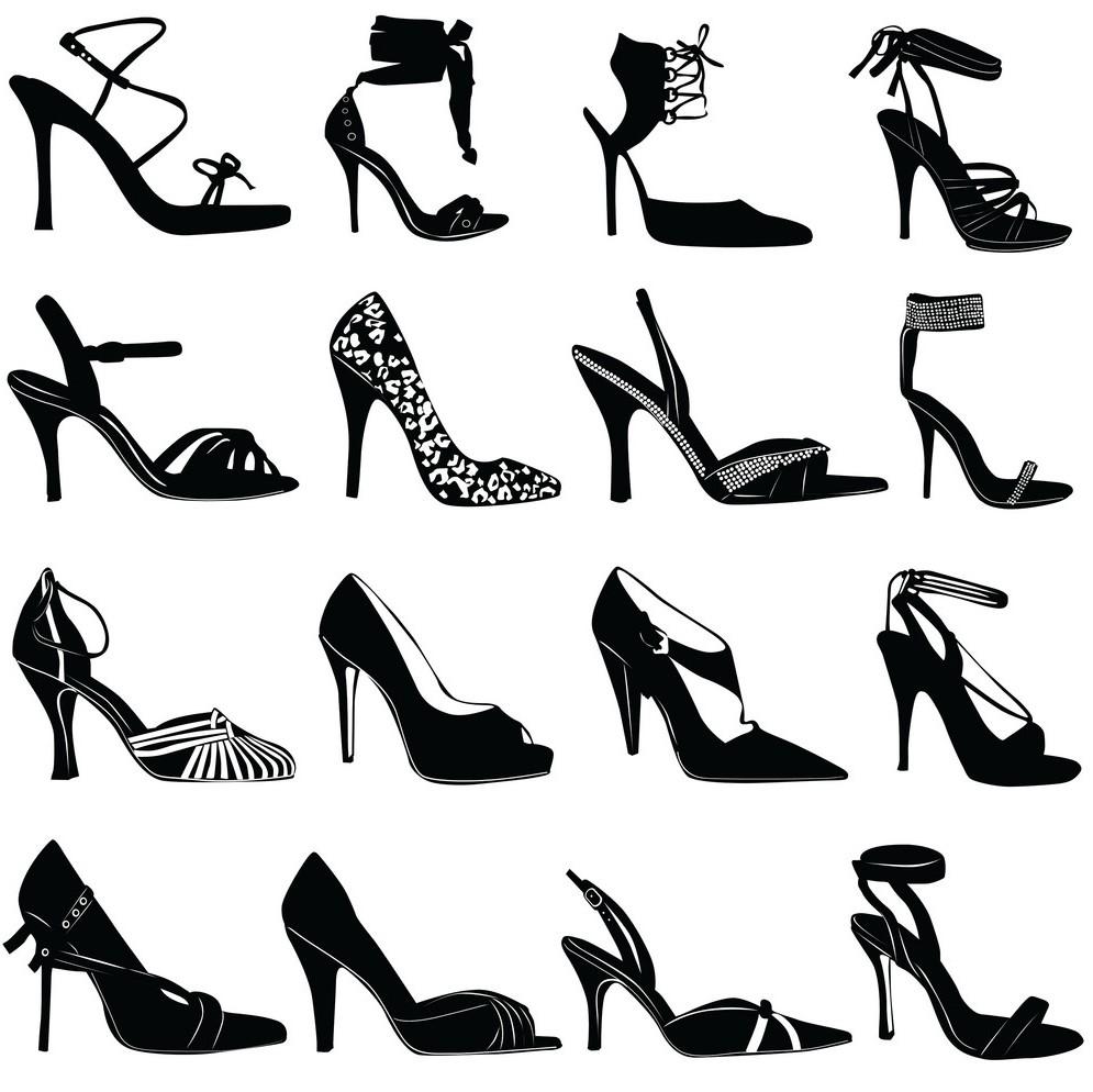 با لباس مجلسی کوتاه چه کفشی بپوشم؟