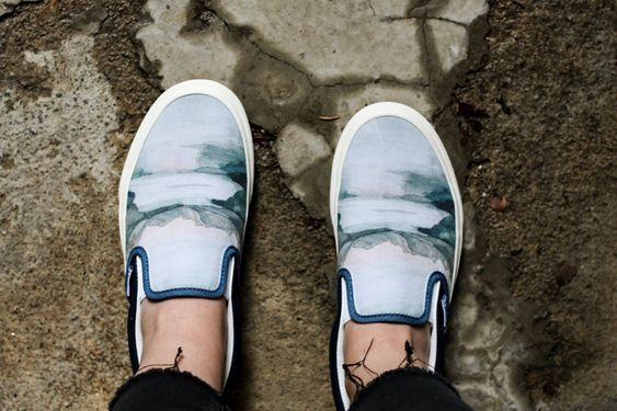 کفش راحتی ونس