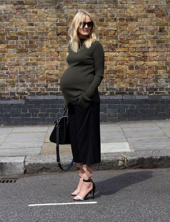 نظر پزشکان در مورد کفش پاشنه بلند در دوران بارداری چیست؟