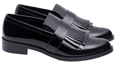کفش پاییزی مدل اکسفورد