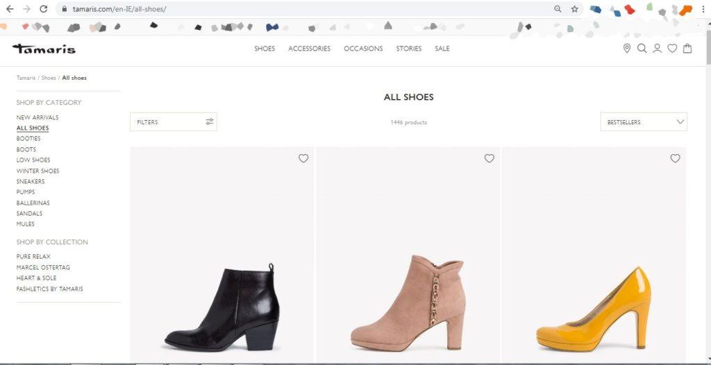 فروش آنلاین محصولات تاماریس
