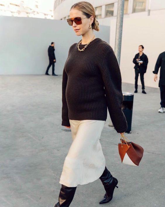 نکاتی برای پوشیدن کفشهای پاشنه بلند در دوران بارداری