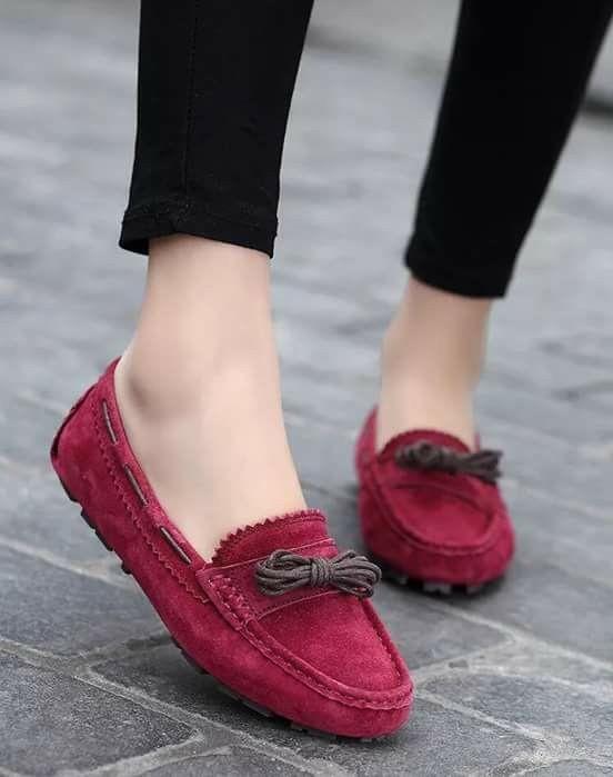 مدل کفش پاییزی نبوک