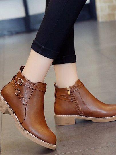 مدل کفش پاییزی بوت