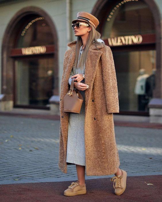 اسنیکرز زنانه زمستانی