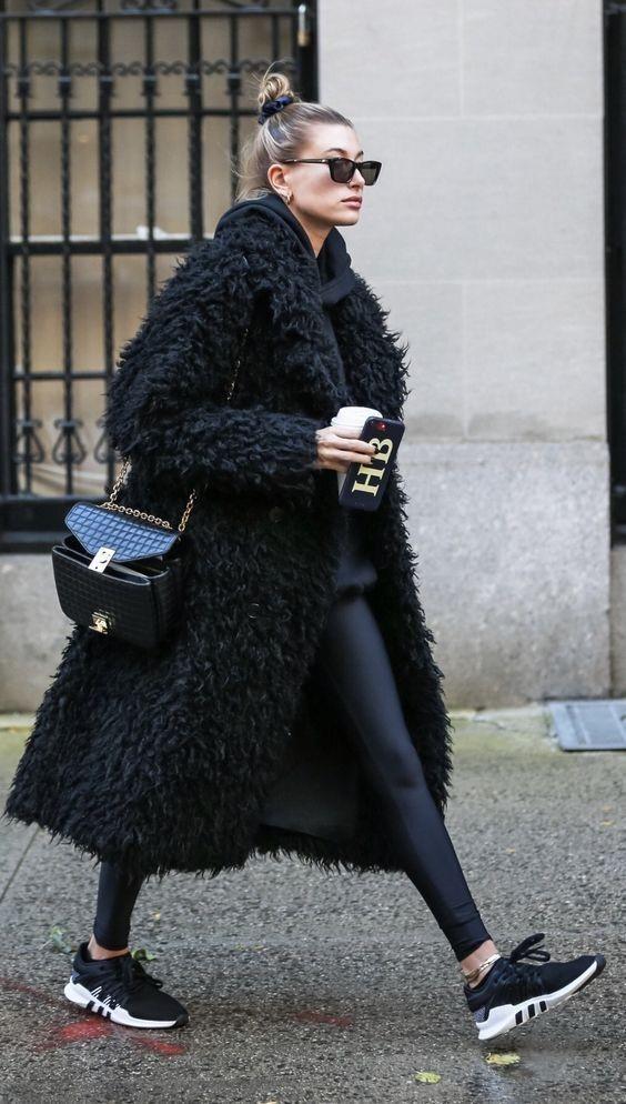 کفش کتانی زمستانه زنانه
