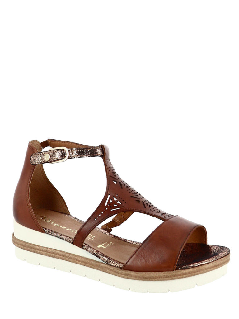 کفش تابستانی زنانه برند tamaris