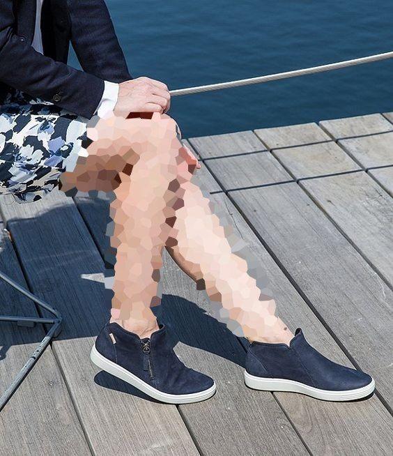 کفش پیاده روی زنانه Ecco