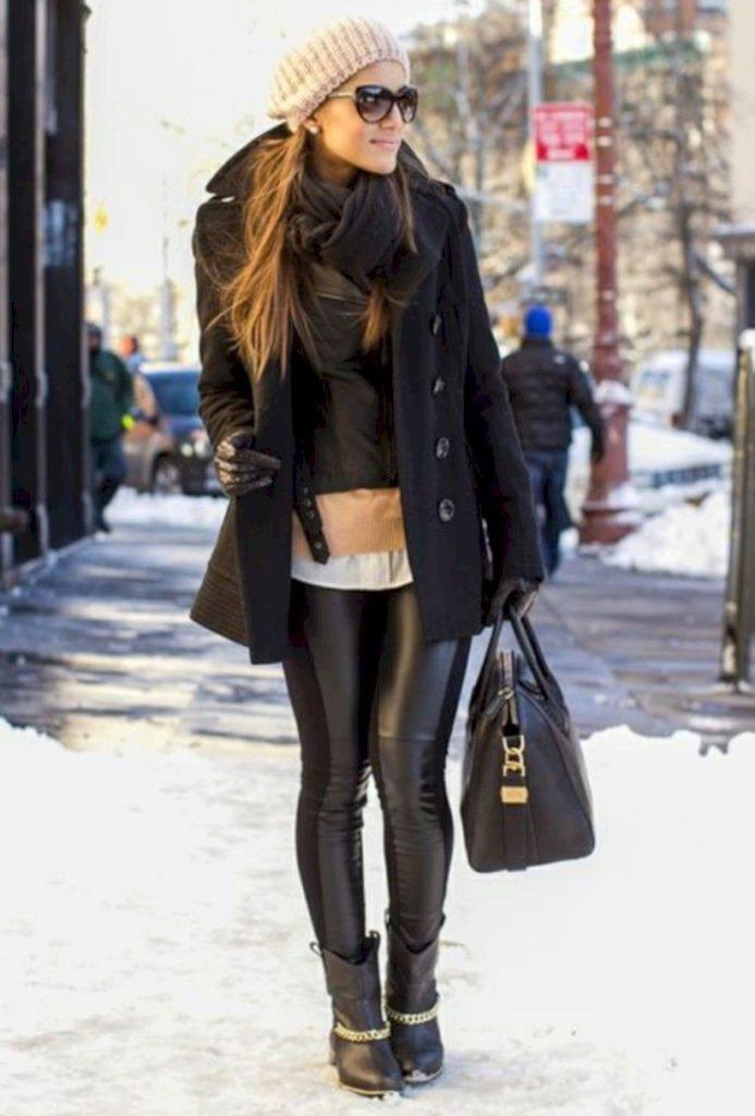کفش زمستانی نیم بوت