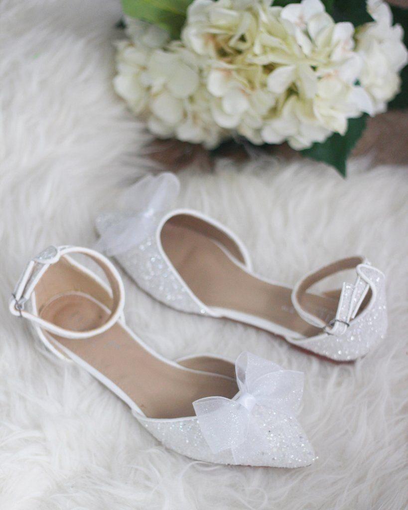 مدل کفش عروس 2019