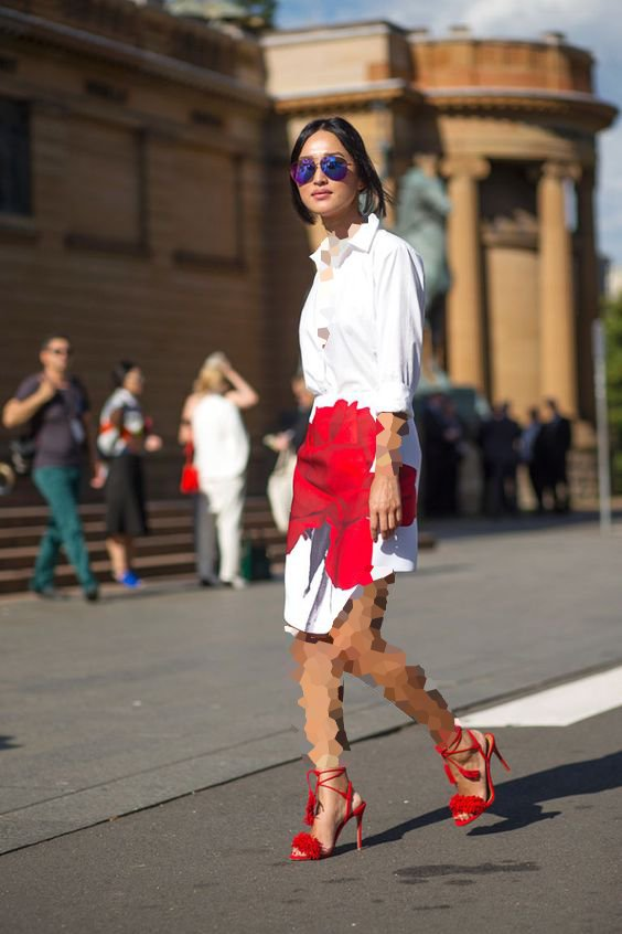 ترفندهای راه رفتن آسان با کفش پاشنه بلند