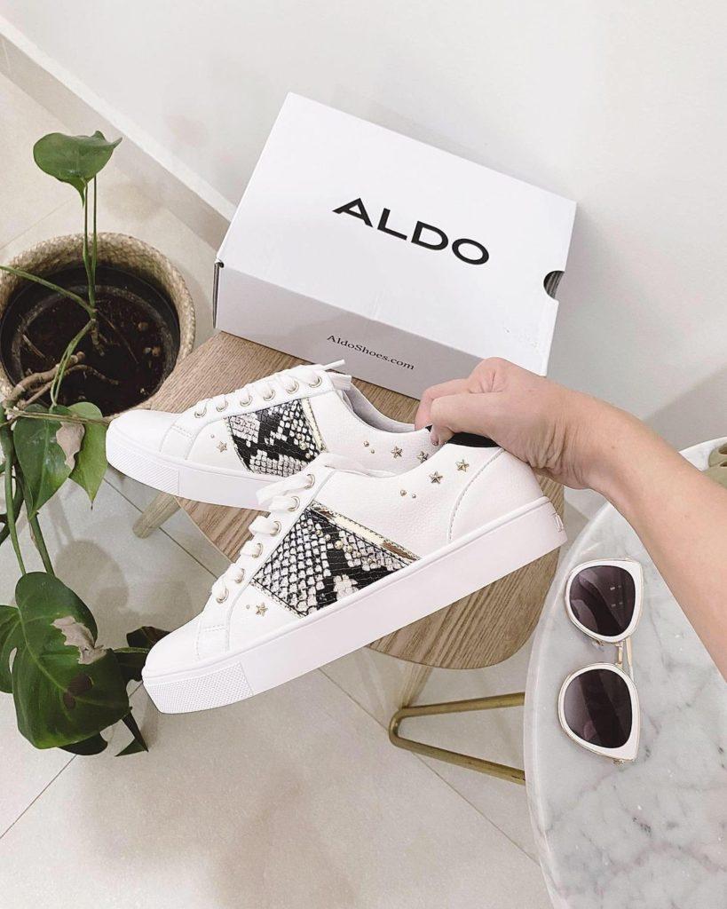 اسنیکرز برند Aldo
