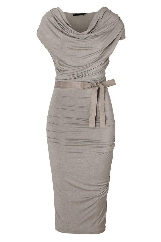 لباس مجلسی ریون مدل یقه شل